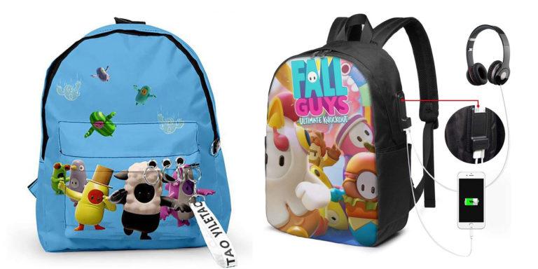 Fall Guys mochilas / backpacks
