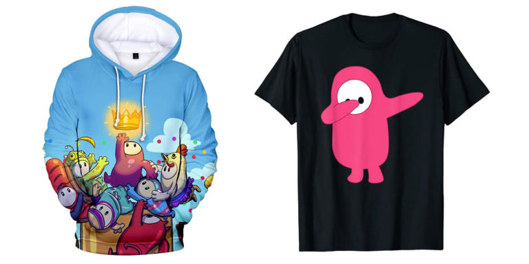 Fall Guys ropa / clothing