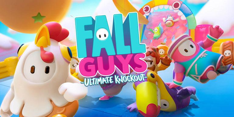 Videojuego de Fall Guys / Fall Guys videgame